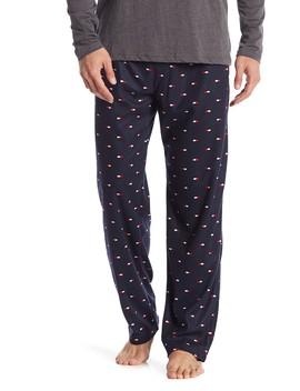Fleece Sleep Pants by Tommy Hilfiger