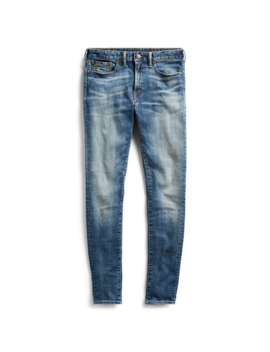 Skinny Stretch Jean by Ralph Lauren