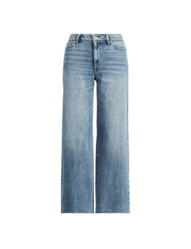 Wide Leg Crop Jean by Ralph Lauren