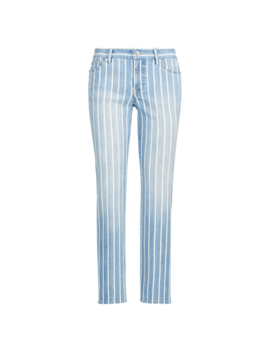 Stripe Wash Estate Jean by Ralph Lauren