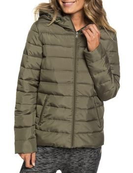 Rock Peak Puffer Jacket by Roxy