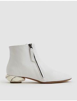 Pigo Leather Ankle Boot by Gray Matters