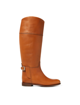 Sallen Calfskin Riding Boot by Ralph Lauren