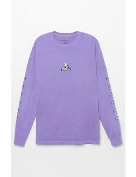 Jungles Sphinx Long Sleeve T Shirt by Pacsun
