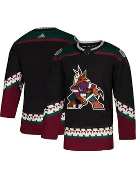 Adidas Men's Arizona Coyotes Authentic Pro Alternate Jersey by Adidas