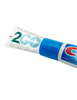 Toothpaste 2 Go by Container Store