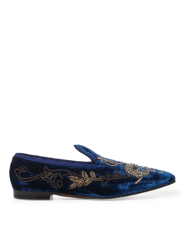 Jillene Gecko Loafer by Ralph Lauren