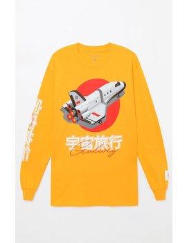 Pac Sun Galaxy Long Sleeve T Shirt by Pacsun