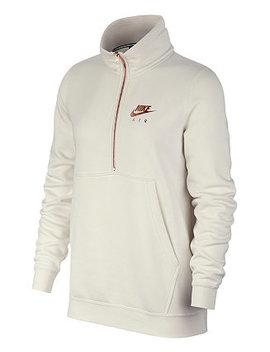 Sportswear Air Metallic Logo Half Zip Fleece Top by Nike