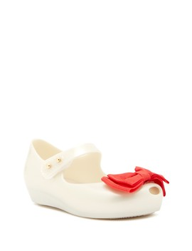 Ultragirl Sweet Mary Jane Flat (Toddler) by Mini Melissa