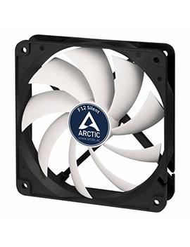 Arctic F12 Silent   Ultra Quiet 120 Mm Case Fan | Silent Cooler With Standard Case | Almost Inaudible | Push  Or Pull Configuration Possible by Arctic