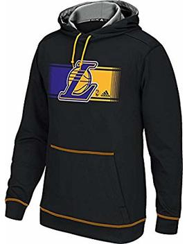 Nba Men's Tip Off Pullover Hoodie by Adidas