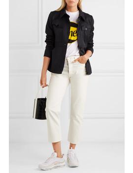 Gabardine Jacket by Alexachung
