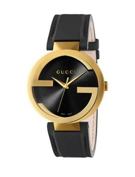 Interlocking G Stainless Steel Watch by Gucci