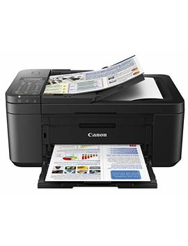Canon Pixma Tr4520 Wireless All In One Photo Printer With Mobile Printing, Black by Canon