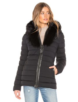 Kadalina Jacket With Fur Collar by Mackage