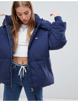 Tommy Jeans   Doudoune Oversize by Tommy Jeans Capsule