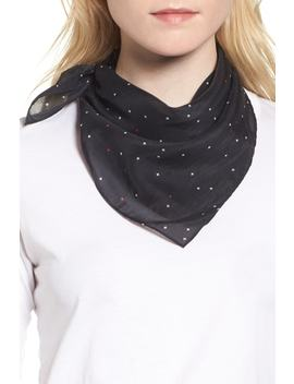 Cross Bandana by Rag & Bone