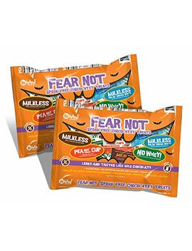 Fear Not Spook Free Treats (Two Pack)   Milk Free, Nut Free, Gluten Free, Soy Free, Vegan by No Whey Foods