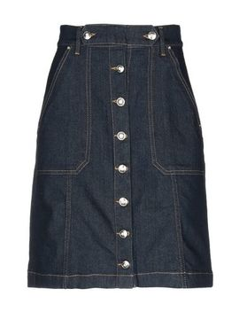 Vdp Collection Denim Skirt   Jeans And Denim by Vdp Collection