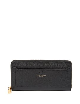 Empire City Leather Travel Wallet by Marc Jacobs