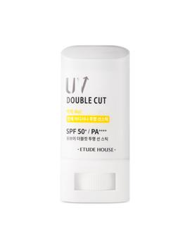 Etude House   Uv Double Cut Transparent Sun Stick Spf50+ Pa++++ 20g by Etude House
