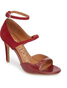Nadeen Strappy Sandal by Calvin Klein