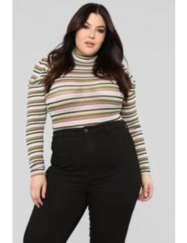 Not Having Knit Top   Multi by Fashion Nova