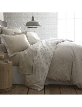 Boutique Chic Sweetbrier Reversible Cotton Duvet Cover Set by Southshore Fine Linens