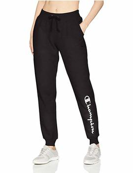 Champion Women's Fleece Jogger Pant by Amazon