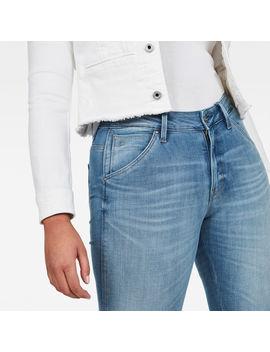 5622 G Star Shape High Waist Super Skinny Jeans by G Star