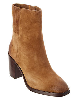 Frye Pia Chelsea Suede Bootie by Frye