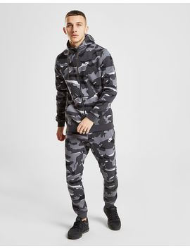 Nike Camo Futura Fleece Track Pants by Nike