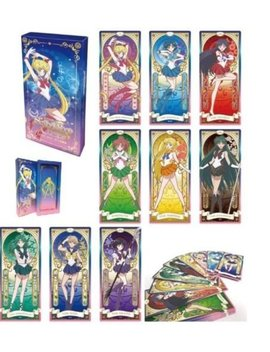 Sailor Moon Crystal 25th Anniversary Toei Official Licensed Limited Ed Tarot Cards Deck by Sailor Moon
