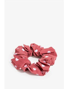 Polka Dot Single Scrunchie by A'gaci