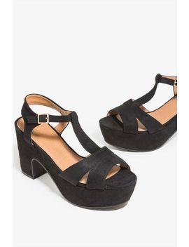 Join Me Platform Heel by A'gaci