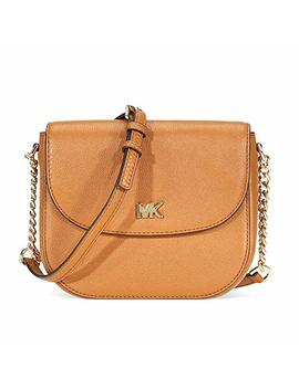 Michael Kors Mott Crossbody Bag  Acorn by Michael Kors