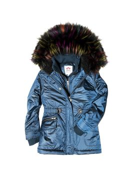 Middie Puffer Coat   Girls' by Appaman