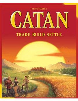 Catan Board Game   Multi Color by Catan