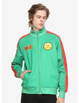 Dragon Ball Z Shenron Track Jacket by Hot Topic