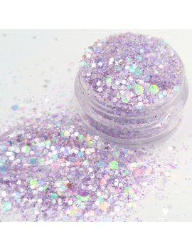 Purple Velvet Macaron   Purple And Silver, Metallic And Iridescent Cosmetic Glitter For  Body, Festival & Creative Makeup, Crafts And Slime by Etsy