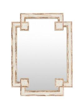 Latrell Wall Mirror by Mercury Row