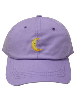 Capsule Design Moon Cotton Baseball Dad Caps Lilac by Etsy