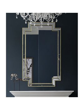 House Of Hampton Lavallee Wall Mirror by House Of Hampton