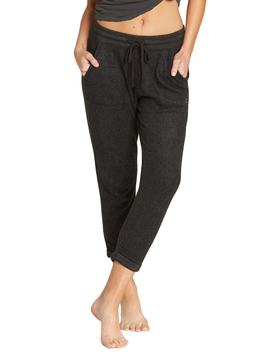 So Cozy Crop Fleece Pants by Billabong