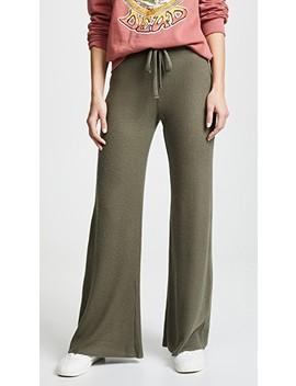 Westside Wide Leg Pants by Nation Ltd