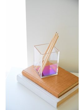 Acrylic Pencil Cup by Forever 21