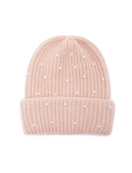 Embellished Ribbed Beanie by Forever 21