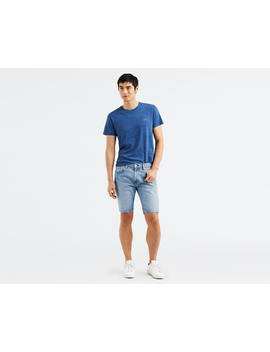 502 Taper Hemmed Shorts by Levi's