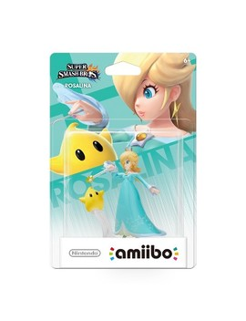 Nintendo Super Smash Bros. Amiibo Figure   Rosalina by Nintendo
